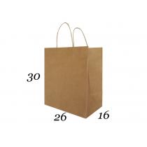 16NA-赤牛皮紙袋