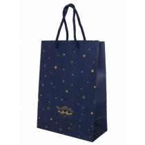 冬季星空紙袋-小袋
