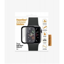 【PanzerGlass】Apple Watch 4/5 曲面全膠高透鋼化玻璃貼