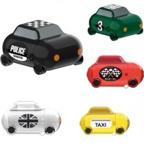 【SWITCHEASY】AirPods 保護套 小汽車系列