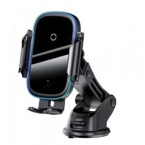 【Baseus】City Lights光線電動無線充車載支架