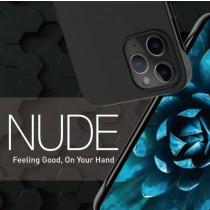 【SWITCHEASY】NUDE 裸機手感 iPhone12 電鍍邊框手機殼