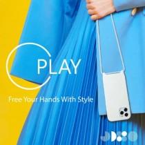 【SWITCHEASY】PLAY 掛繩 iPhone13 矽膠手機保護殼