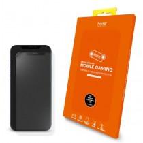【HODA】iPhone12 手遊專用霧面磨砂防眩光滿版玻璃保護貼