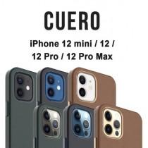 【UNIU】CUERO IPHONE12 皮革保護殼