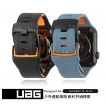 【UAG】Apple Watch 42/44mm 簡約舒適錶帶