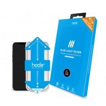 【HODA】iPhone12系列 手遊專用霧面磨砂抗藍光滿版玻璃保護貼