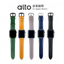 【Alto】Apple Watch 皮革錶帶