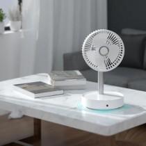 【REMAX】便攜遙控 可收納 落地搖頭風扇pro