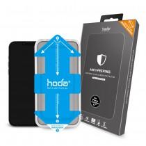 【HODA】IPHONE13 手遊專用霧面磨砂防窺滿版玻璃保護貼