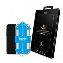 【HODA】IPHONE13 AR抗反射滿版玻璃保護貼