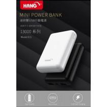 【HANG】X15 13000MAH 迷你雙USB行動電源