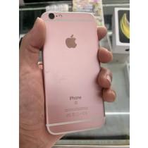 Iphone 6s 64g 玫瑰金 9.5成新 (額外送玻璃貼.空壓殼.線保固1個月)