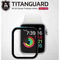 【JTLEGEND】Apple Watch 44mm TITANGUARD 3D 鋼化玻璃保護貼