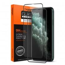 【SPIGEN】SGP iPhone 11 滿版玻璃保貼