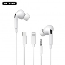 【WK】有線通話耳機