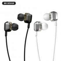 【WK】雙動圈有線耳機